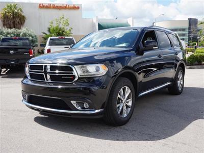 Dodge durango lease 2016