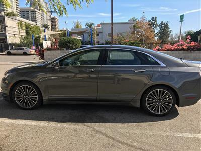 2016 Lincoln MKZ Hybrid lease in Beverly Hills,CA - Swapalease.com