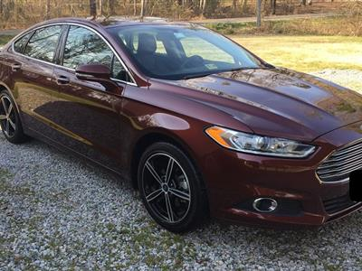 2016 Ford Fusion lease in Henrico,VA - Swapalease.com