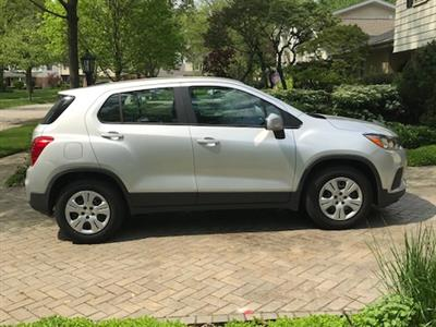 2017 Chevrolet Trax lease in Glenview,IL - Swapalease.com