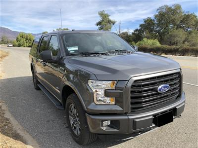 2016 Ford F-150 lease in Ojai,CA - Swapalease.com