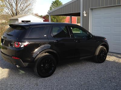 2016 Land Rover Discovery Sport lease in Jasonville,IN - Swapalease.com