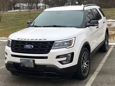2017 Ford Explorer lease in Glendale Heights,IL - Swapalease.com