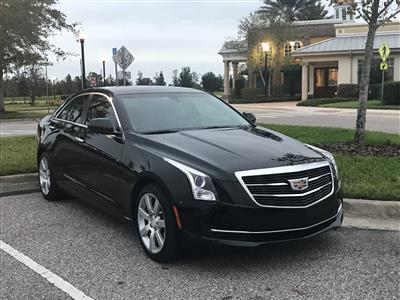2016 Cadillac ATS lease in Land O'Lakes,FL - Swapalease.com