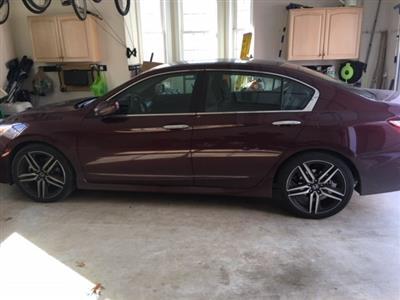 2017 Honda Accord lease in Nokesville,VA - Swapalease.com