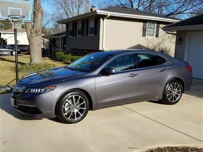 2017 Acura TLX lease in Naperville,IL - Swapalease.com