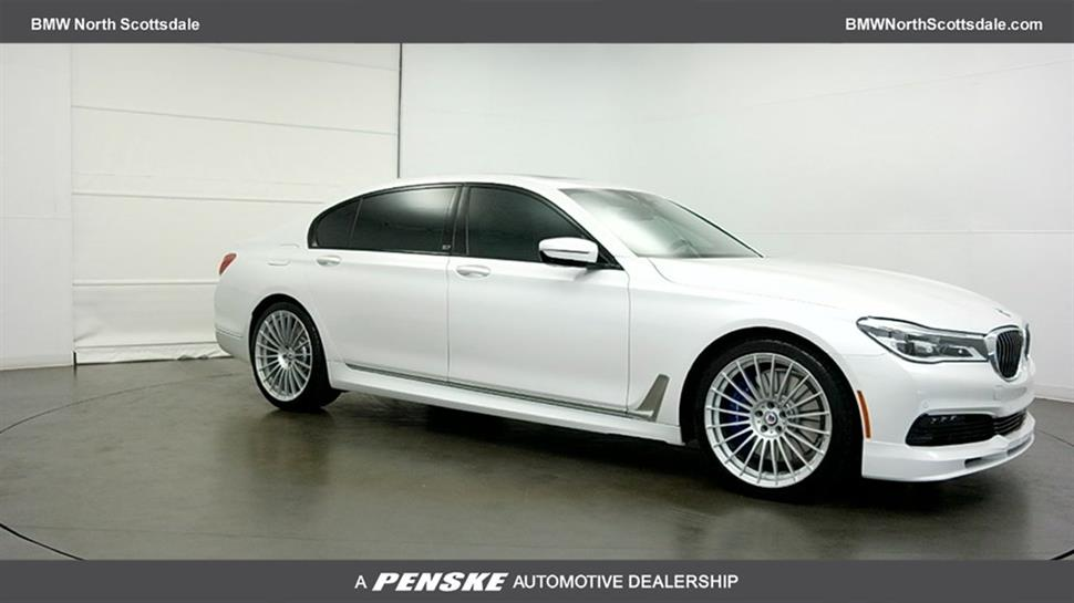 2018 Bmw 7 Series Alpina B7 Lease In Chino Hills Ca