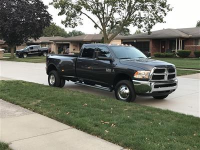 2016 Ram Ram Pickup 3500 lease in Clinton Township,MI - Swapalease.com