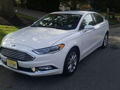 2017 Ford Fusion lease in lincoln park,NJ - Swapalease.com