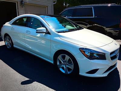 2016 Mercedes-Benz CLA-Class lease in YORK,PA - Swapalease.com