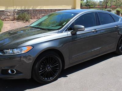 2016 Ford Fusion lease in Gilbert,AZ - Swapalease.com