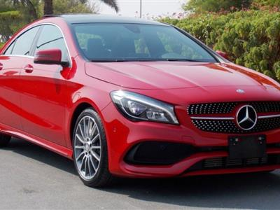 2018 Mercedes-Benz CLA Coupe lease in Las Vegas,NV - Swapalease.com