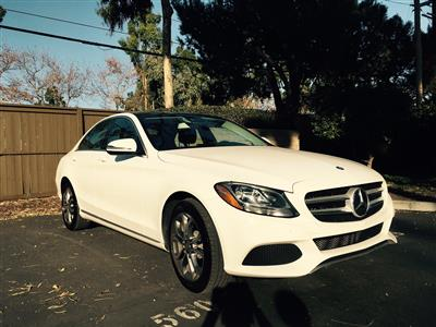 2016 Mercedes-Benz C-Class lease in COSTA MESA,CA - Swapalease.com