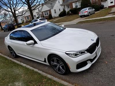 2017 BMW 7 Series lease in Bellerose,NY - Swapalease.com