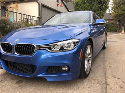2016 BMW 3 Series lease in Los Angeles,CA - Swapalease.com