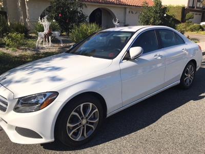 2016 Mercedes-Benz C-Class lease in Agoura Hills,CA - Swapalease.com