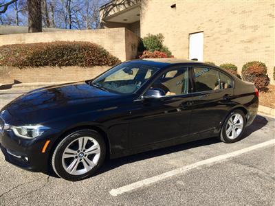 2016 BMW 3 Series lease in Raleigh,NC - Swapalease.com