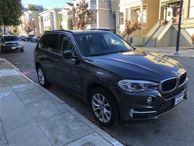 2016 BMW X5 lease in SAN FRANCISCO,CA - Swapalease.com