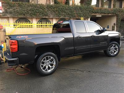 2016 Chevrolet Silverado 1500 lease in Los Angeles,CA - Swapalease.com