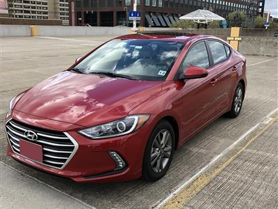 2017 Hyundai Elantra lease in Sparta,NJ - Swapalease.com