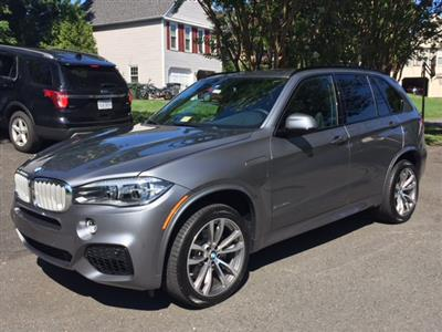 2016 BMW X5 lease in Centreville,VA - Swapalease.com