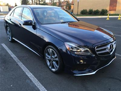 2016 Mercedes-Benz E-Class lease in ALEXANDRIA,VA - Swapalease.com