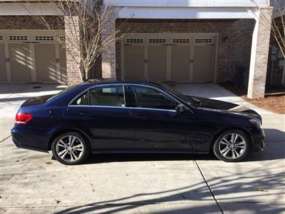 2016 Mercedes-Benz E-Class lease in Milton,GA - Swapalease.com
