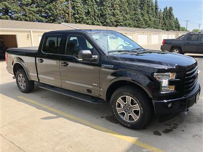 2017 Ford F-150 lease in Bismarck,ND - Swapalease.com