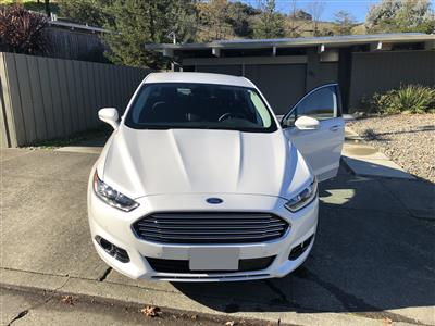 2016 Ford Fusion lease in San Rafael,CA - Swapalease.com