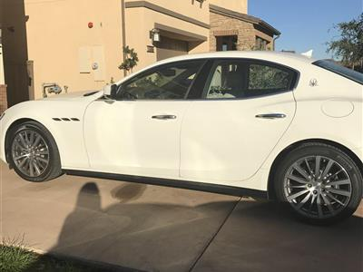 2015 Maserati Ghibli lease in Sacramento,CA - Swapalease.com