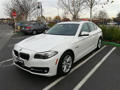 2016 BMW 5 Series lease in Dublin,CA - Swapalease.com