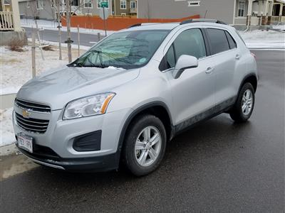 2016 Chevrolet Trax lease in Parker,CO - Swapalease.com