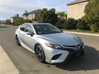 2018 Toyota Camry lease in Antelope,CA - Swapalease.com