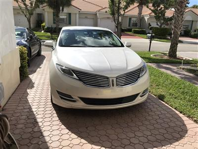 2016 Lincoln MKZ lease in Delray Beach,FL - Swapalease.com
