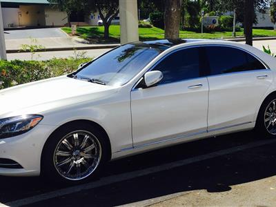 2015 Mercedes-Benz S-Class lease in Fort Lauderdale,FL - Swapalease.com