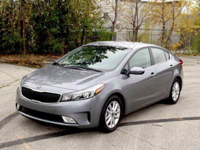 2017 Kia Forte lease in St. Louis,MO - Swapalease.com