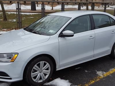 2017 Volkswagen Jetta lease in Belle Harbor,NY - Swapalease.com