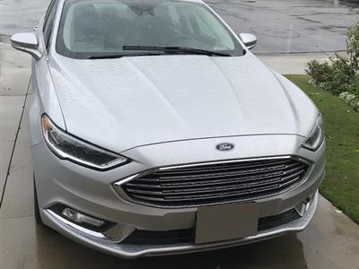 2017 Ford Fusion lease in Huntington Beach,CA - Swapalease.com