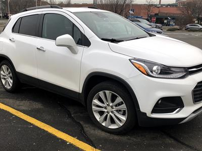 2017 Chevrolet Trax lease in Norwalk,CT - Swapalease.com