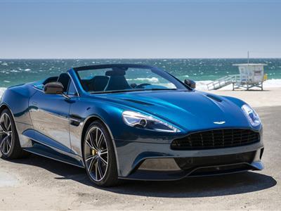 2016 Aston Martin Vanquish lease in Dallas,TX - Swapalease.com