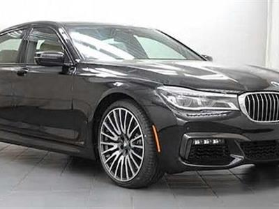 2018 BMW 7 Series lease in chino hills,CA - Swapalease.com