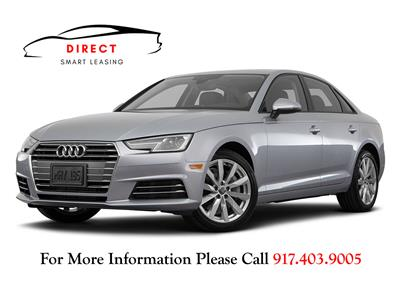 2018 Audi A4 lease in Staten Island,NY - Swapalease.com