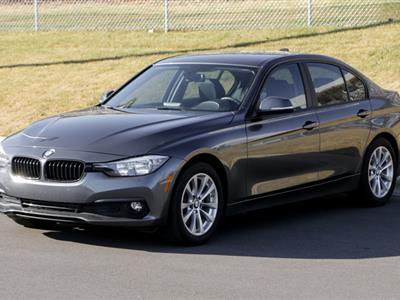 2017 BMW 3 Series lease in Matthews,NC - Swapalease.com