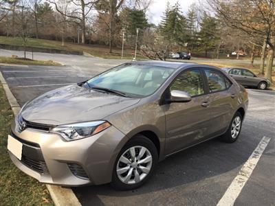 2016 Toyota Corolla lease in Cincinnati,OH - Swapalease.com