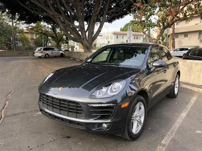 2017 Porsche Macan lease in West Hollywood,CA - Swapalease.com