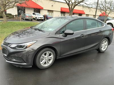 2017 Chevrolet Cruze lease in Pittsford,NY - Swapalease.com