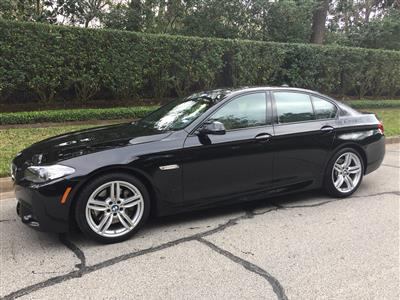 2016 BMW 5 Series lease in Houston,TX - Swapalease.com