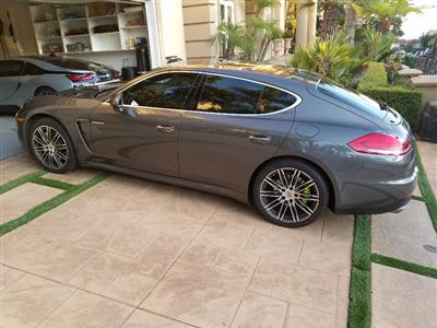 2016 Porsche Panamera Lease In Los Angeles CA
