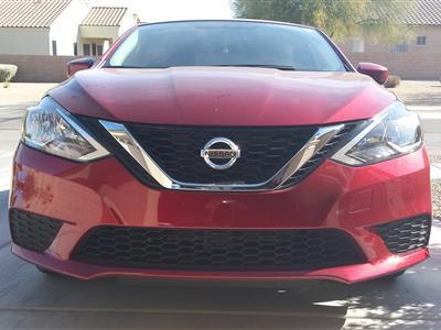2016 Nissan Sentra lease in Tucson,AZ - Swapalease.com