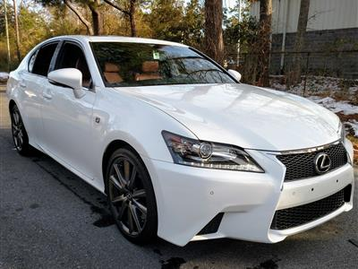 2014 Lexus GS 350 F Sport lease in Charleston,SC - Swapalease.com